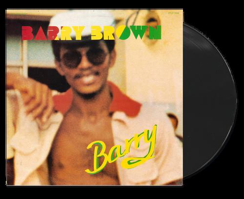 Barry - Barry Brown (LP)