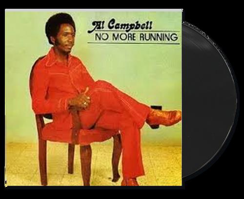 No More Running - Al Campbell (LP)