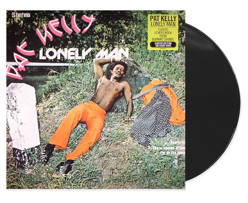 Lonely Man - Pat Kelly (LP)