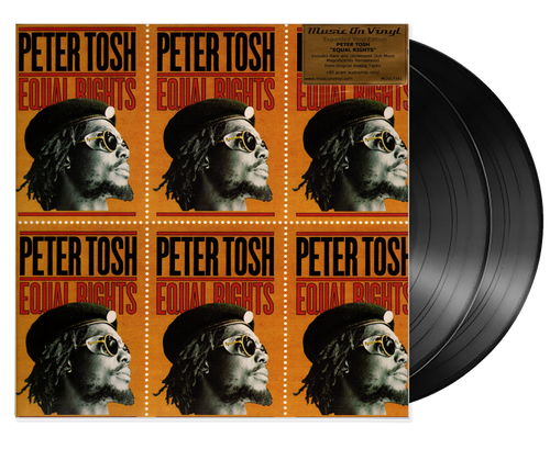 Equal Rights 2LP - Peter Tosh (LP)