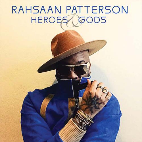 Heroes Gods - Rahsann Patterson