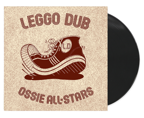 Leggo Dub - Ossie All-stars (LP)