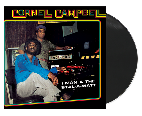 I Man A The Stal-a-watt - Cornel Campbell (LP)