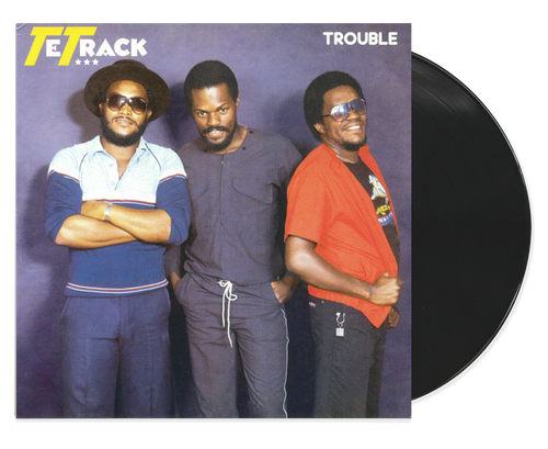 Trouble - Tetrack (LP)