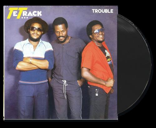 Trouble - Tetrack (LP)