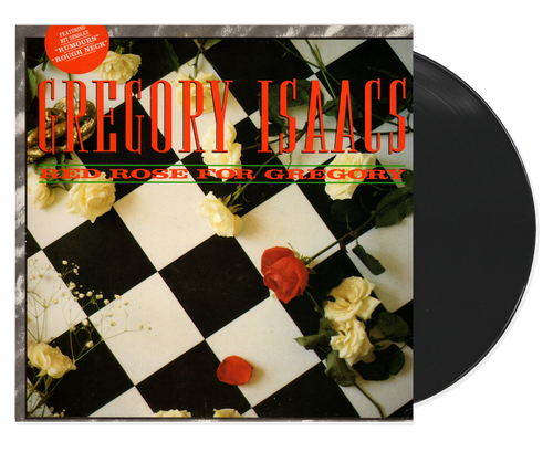 Red Rose For Gregory - Isaacs, Gregory (LP)