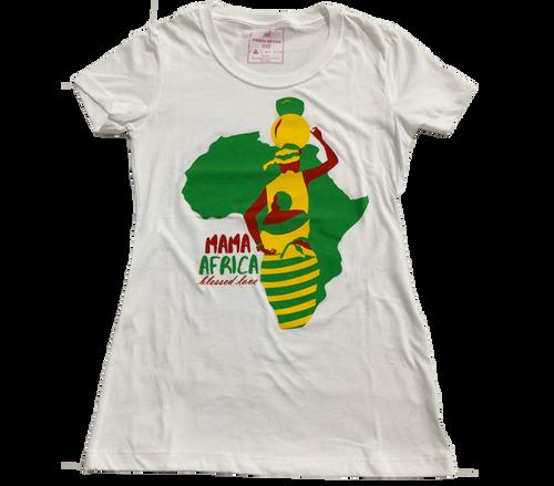 Thank U Mama Women T-Shirt