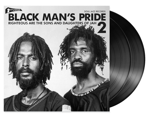 Black Man's Pride 2: Righteous Are The Sons (2lp - Various Artists (LP)
