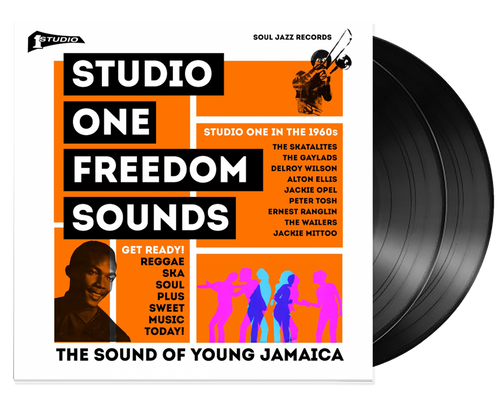 Studio One Freedom Sounds - Various Artists (2LP)