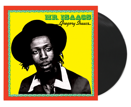 Mr. Isaacs - Gregory Isaacs (LP)