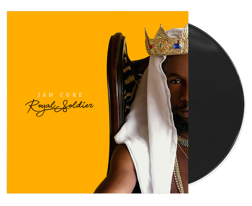 Royal Soldier - Jah Cure (LP)
