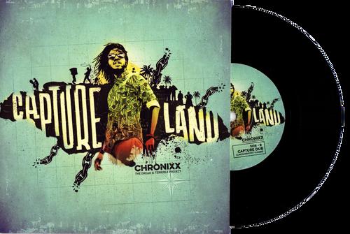 Capture Land - Chronixx (7 Inch Vinyl)