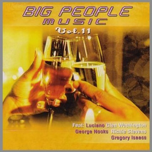 Big People 11 - Various Artists (LP)