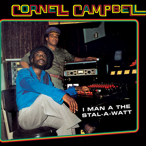 I Man A The Stal-a-watt - Cornel Campbell (HD Digital Download)