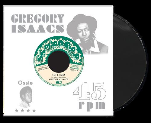 Storm - Gregory Isaacs (7 Inch Vinyl)