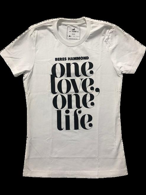 Beres One Love, One Life T-Shirt - Women