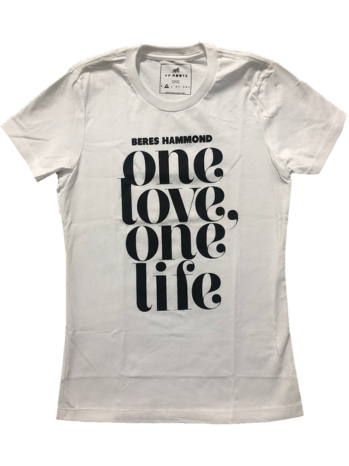 Beres One Love, One Life T-Shirt - Women