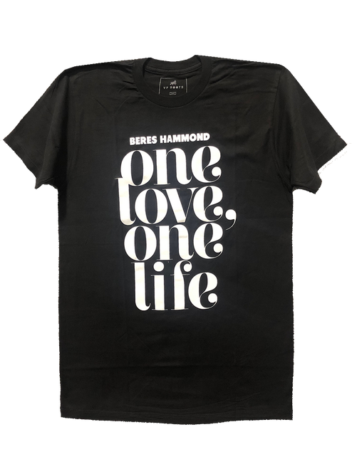 Beres One Love,  One Life T-Shirt - Men