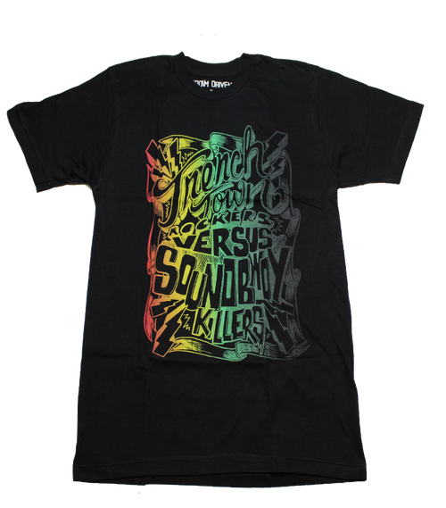 Trenchtown vs Sound 1 T- Shirt