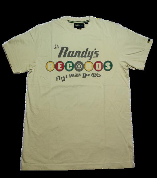 Randys Record Mart T- Shirt