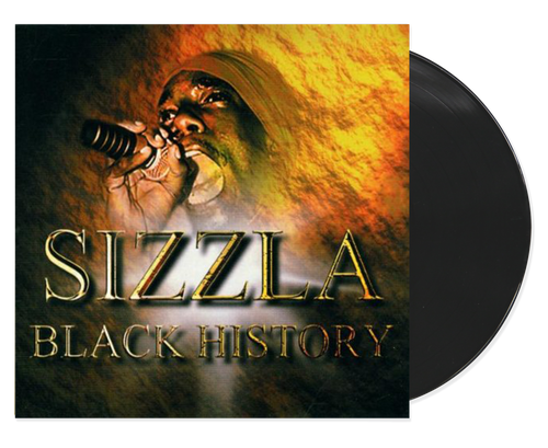 Black History - Sizzla (LP)