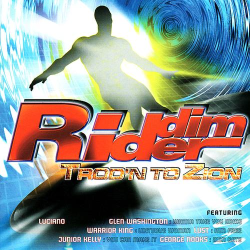 Riddim Rider Troddin To Zion - Various Artists (LP)