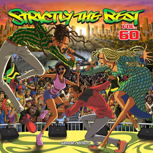 Strictly The Best Vol 60 (2cd Set) - Various Artists