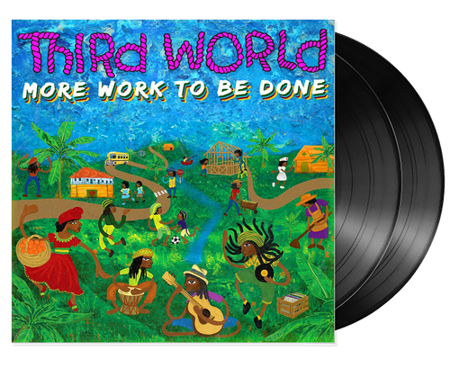 More Work To Be Done 2 L P - Third World (LP)