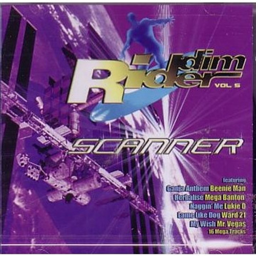Scanner Riddim - Various Artists (LP)