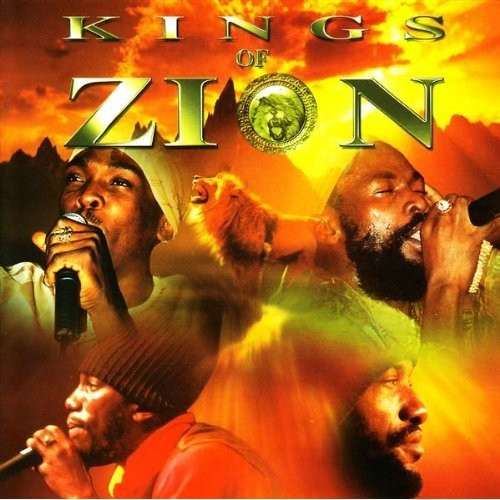 Kings Of Zion - Various Artists (LP)