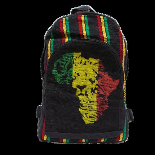 Rasta Africa Backpack