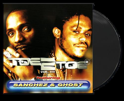 Toe 2 Toe Vol.7 - Sanchez & Ghost (LP)