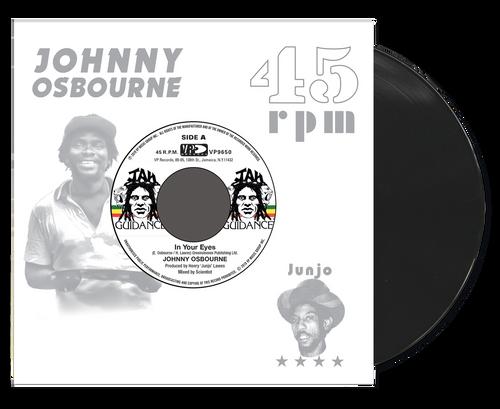 In Your Eyes - Johnny Osbourne (7 Inch Vinyl)