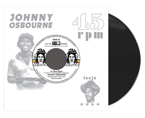 In Your Eyes - Johnny Osbourne (7 Inch Vinyl)