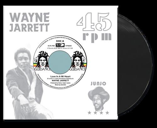 Love In A Mi Heart - Wayne Jarrett (7 Inch Vinyl)