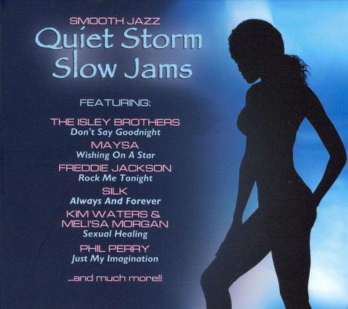 Quiet Storm Slow Jams - Various Artists