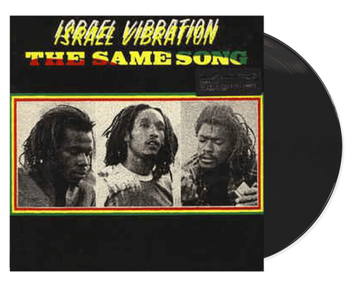 The Same Song - Israel Vibration (LP)