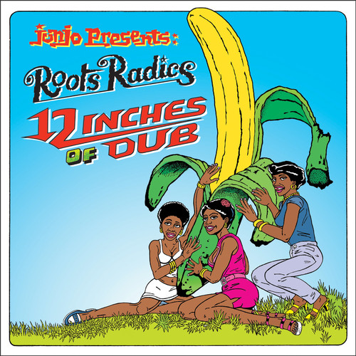 12 Inches Of Dub (2cd) - Roots Radics