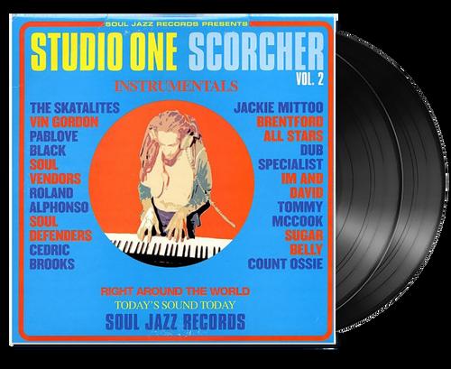 Studio One Scorcher Vol 2 - Instrumentals (LP)