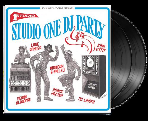Studio One Dj Party - Various Artists (LP)