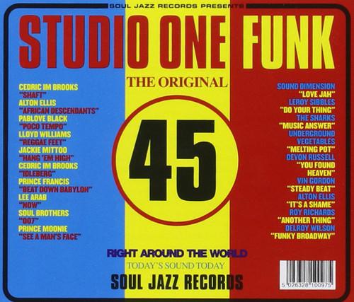 Studio One Funk - Various Artists