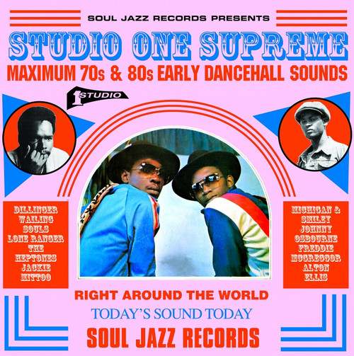 Studio One Supreme: Maximum 70s & 80s Dancehall - Various Artists