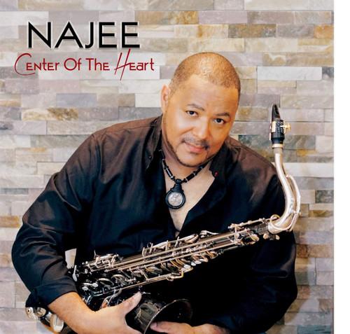 Center Of Heart / Najee - Najee
