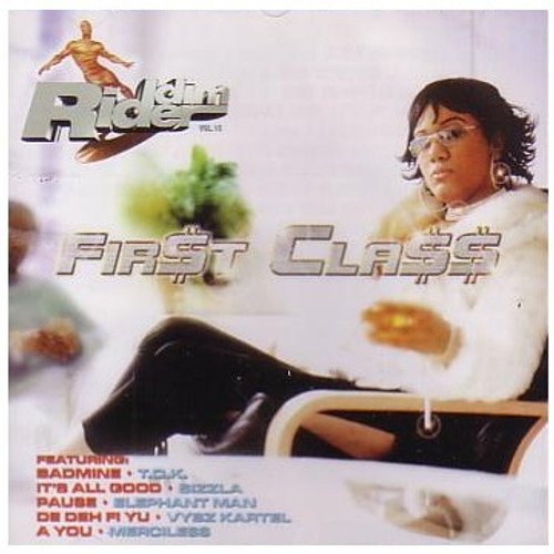 First Class Riddim - Various Artists (LP)