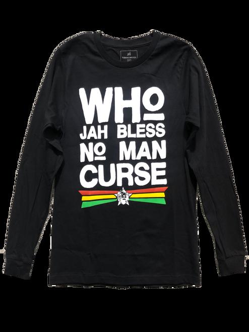 No Curse Ls. T Shirt - Men