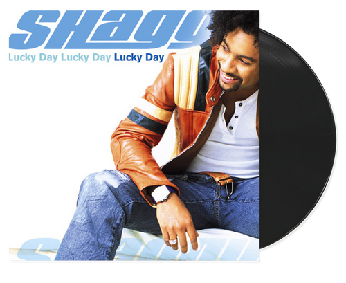 Lucky Day - Shaggy (LP)