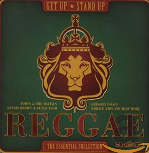 Get Up Stand Up Reggae: - Various Artists