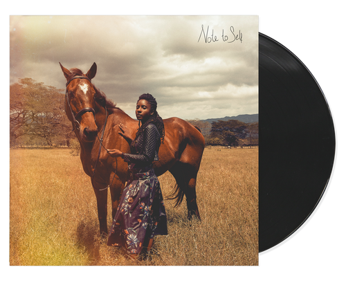 Note To Self - Jah9 (LP)