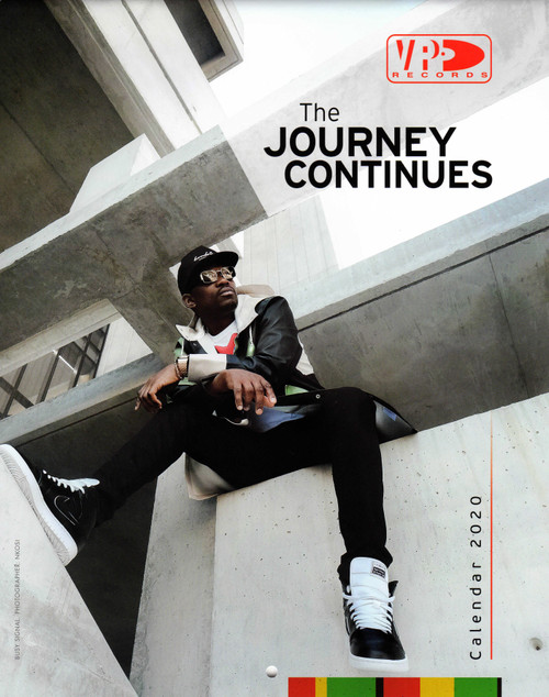 The Journey Continues - V P 2020 Calendar