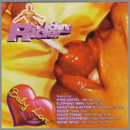 Baby Love - Various Artists (LP)